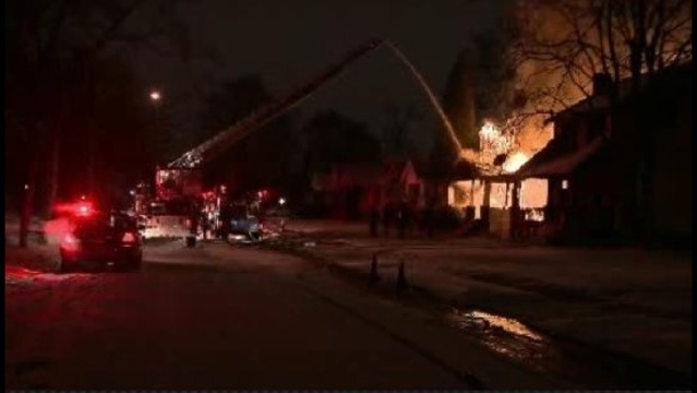 Pinehurst fire scene1
