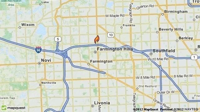 Plastic Surgery Center Fire Farmington Hills