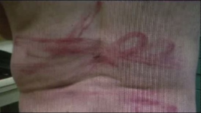 Port Huron Whipping victim