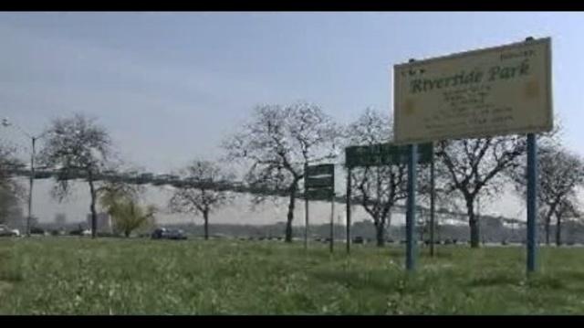 Riverside Park Detroit