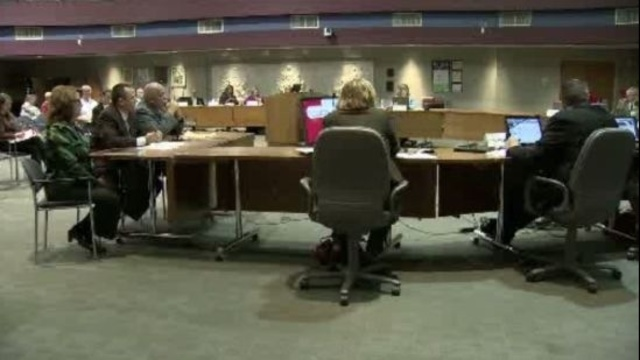 Rochester school bus service board meeting