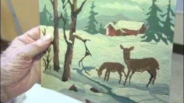 Roger Weber paint