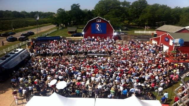 Romney-Ryan-rally-in-Commer