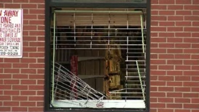 Royal Beauty Supply Detroit break-in