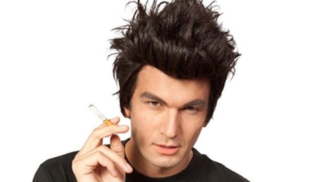 Sheen Halloween wig