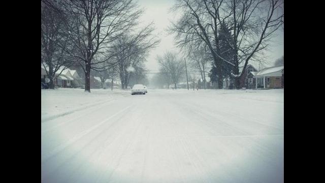 Snow in Allen Park