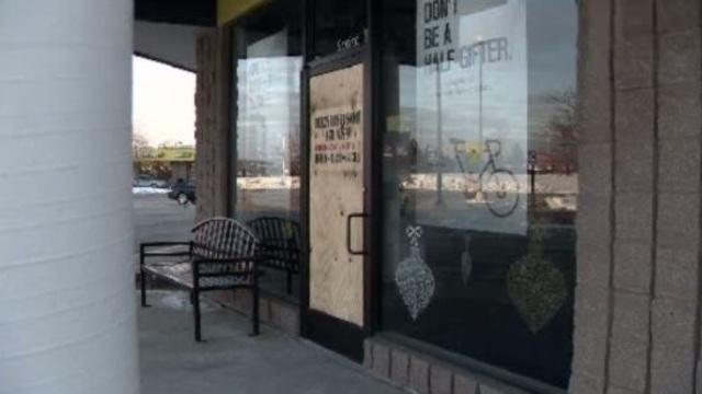 Sprint store break-in Pittsfield Township 1