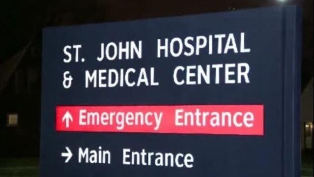 St John Hospital Detroit