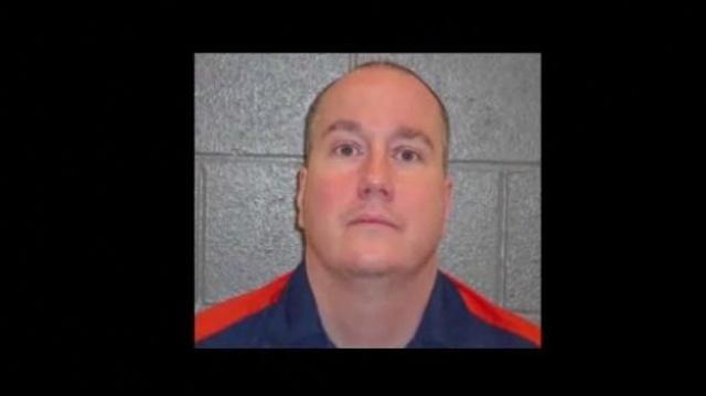 Stephen Grant in prison
