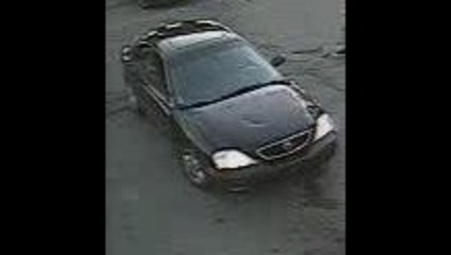 Sunoco Suspect Vehicle