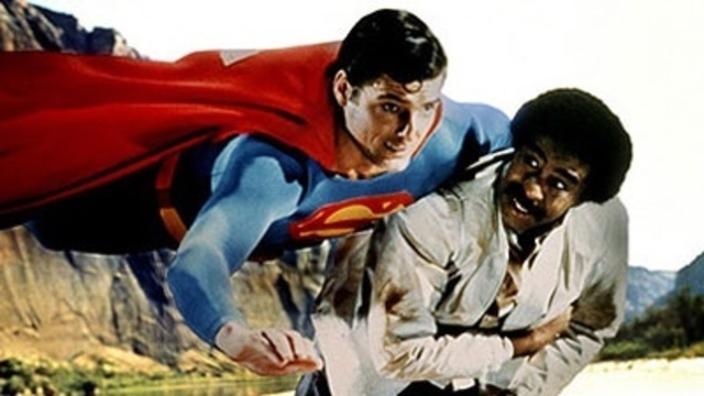 Superman III, Christopher Reeve, Richard Pryor