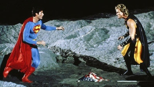 Superman IV movie image