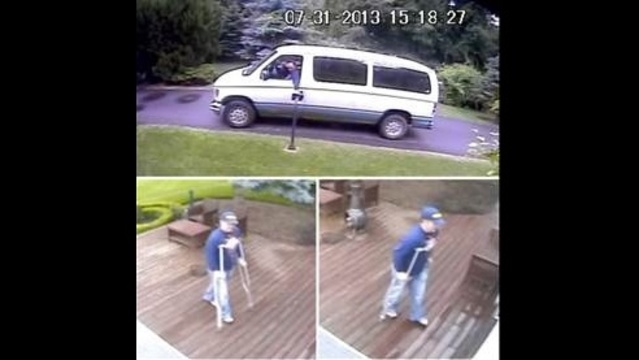 Suspect in Kid Rock home break in