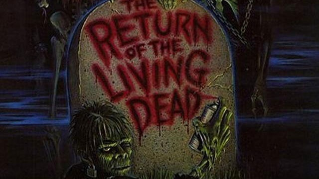 The Return of the Living Dead movie image
