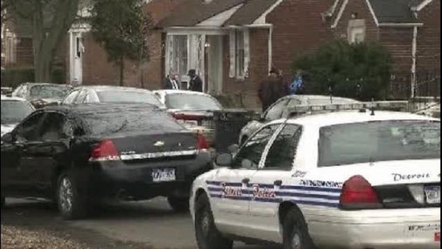 Triple murder Coyle Street