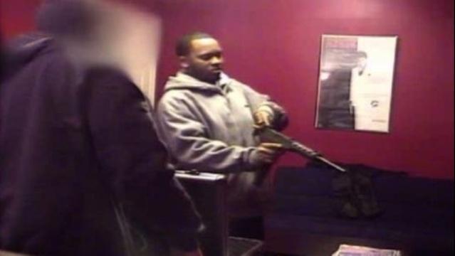 Undercover Detroit barbershop guns sales 2