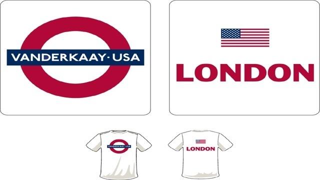 Vanderkaay-tshirt