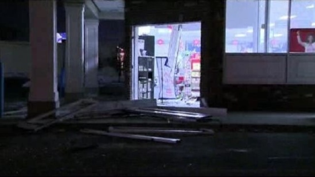 Warren CVS crash scene