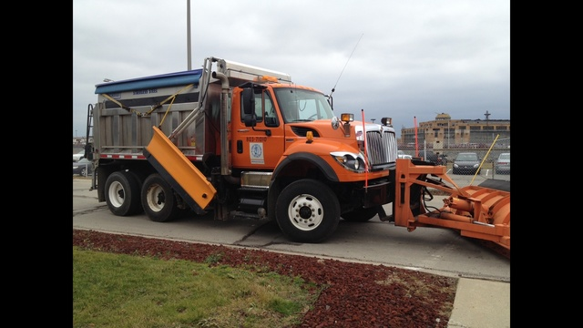 Wayne County truck1