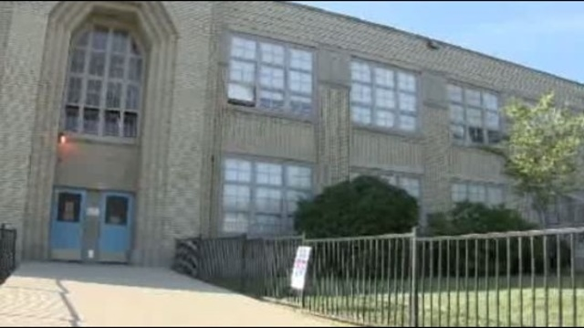 Wayne Elementary School Detroit