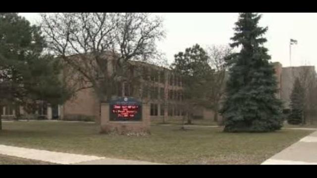 Wayne Memorial High School