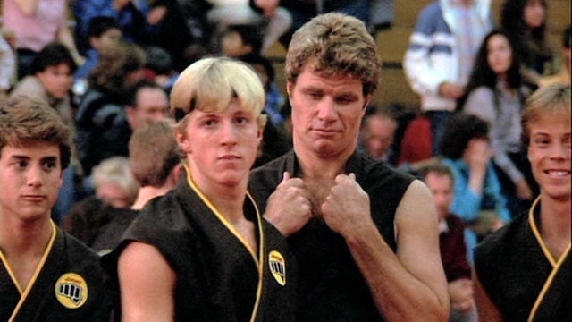 William Zabka, Martin Kove, Karate Kid