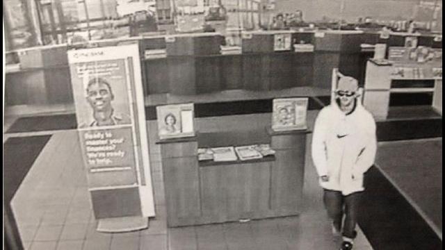 Ypsilanti Twp bank robber