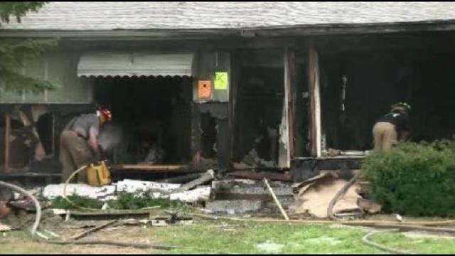 Ypsilanti house explosion