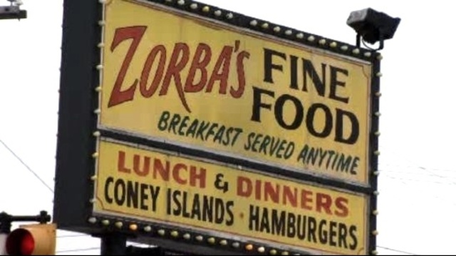 Zorbas fine food Detroit