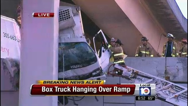 box truck rescue
