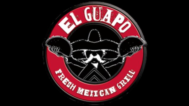 El Guapo Fresh Mexican Grill logo