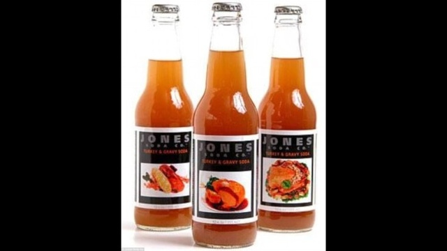 Jones Soda Co. Gravy Soda