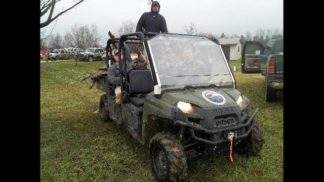 Polaris Ranger stolen from Operation Injured Soldiers