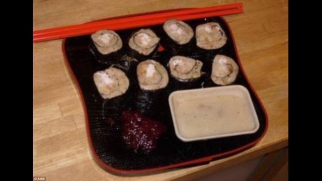 Turkey Sushi