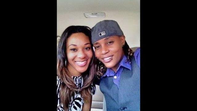 Monique and Larissa