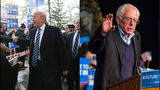 Trump, Sanders projected winners in New Hampshire primary