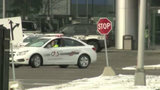 Woman stabbed at GM Tech Center in Warren; 1 in custody