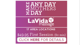 Mother Daughter Massage and Facial