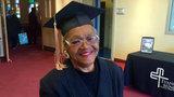Detroit grandmother graduates college at age 75