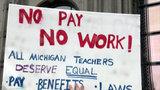 Teacher sick-out closes 94 Detroit Public Schools on Monday