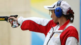 Mother and son shooters aim to make history at Olympics