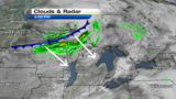 Mother's Day weekend cold front is changing its timing