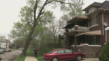 Leaning tree becomes safety hazard in Detroit