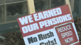 Teamsters pension cut plan rejected