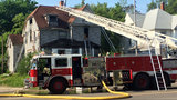 Man dies in fire on Huron Street in Pontiac
