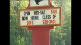 Michigan strip club's sign causing controversy