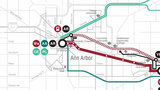 RTA's transit plan links Ann Arbor to Detroit