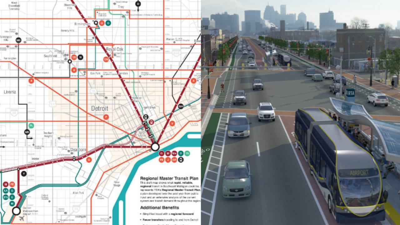 RTA Unveils Ambitious Public Transit Plan For Southeast