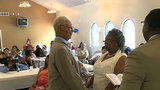 Veteran marries at age 90