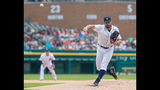 Upton and Verlander lead Tigers to 5th straight win